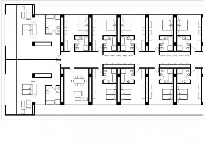 Miguel Guedes Arquitetos, Lda Projetos ~ Tipos De Quarto Num Hotel