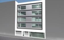 """Edificio """"Pátio das Acácias"""" em Matosinhos Sul"""