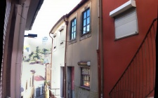 exterior Rua da Flora