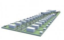 Urbanização na Catembe