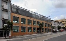 Setembro 2012 fachada avenida Conde Margaride