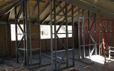 Construção - Estrutura aço leve LSF light steel frame